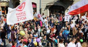 Dziś cała Polska wyszła na ulice w Marszach dla Życia i Rodziny