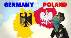 No i jadą Niemcy po Polakach !