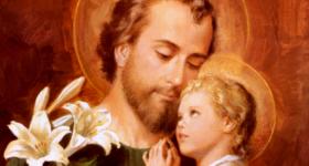 Św. Józef – małżonek, oblubieniec Najświętszej Maryi Panny, mąż sprawiedliwy. Takich mężczyzn nam dziś trzeba