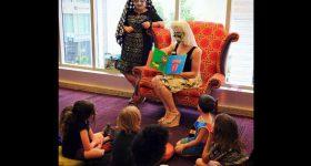 OBRZYDLIWA DEPRAWACJA NAJMŁODSZYCH! Publiczna biblioteka zatrudniła dwóch drag queen żeby czytali dzieciom